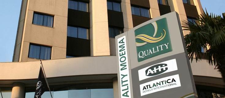 Fasterm traz economia para Hotel Quality Moema com alta tecnologia - SP