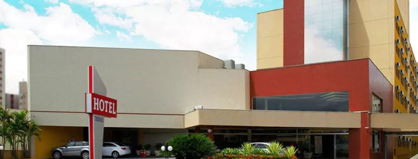 Fasterm traz economia para Hotel Thomasi de Londrina-PR